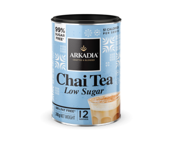 Low Sugar Chai 240g