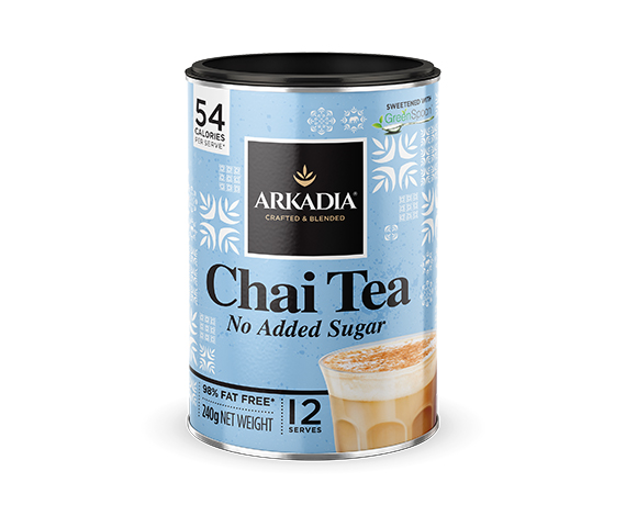 Chai Tea No Added Sugar 240g