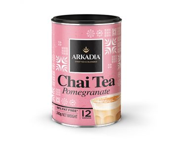Chai Tea Pomegranate 240g