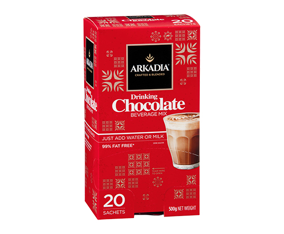 Drinking Chocolate Sachets 20 x 25g