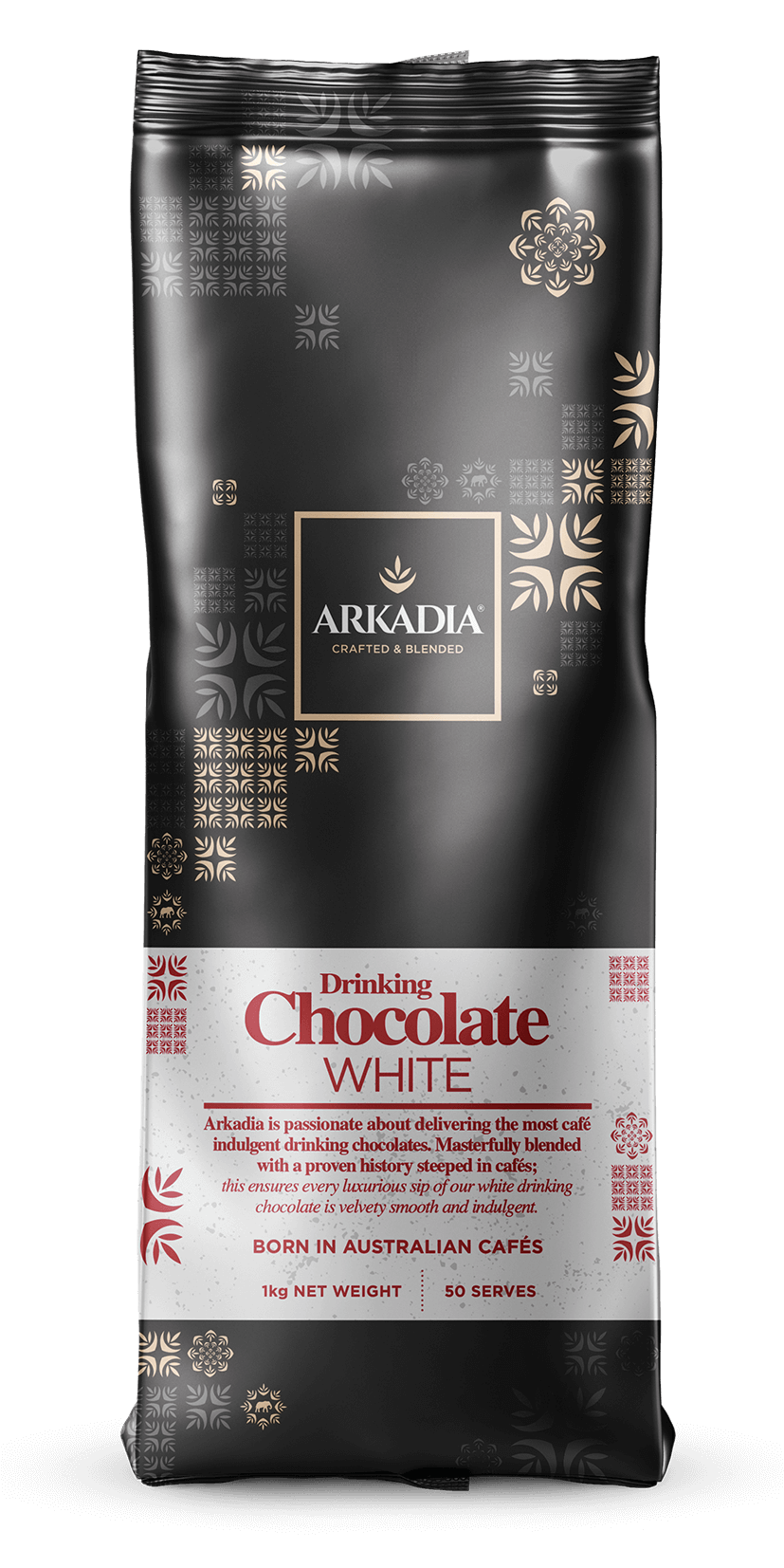 White Drinking Chocolate 1kg