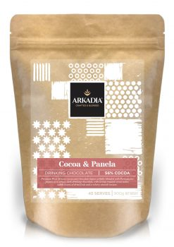 Artisan Cocoa and Panela Drinking Chocolate 900g