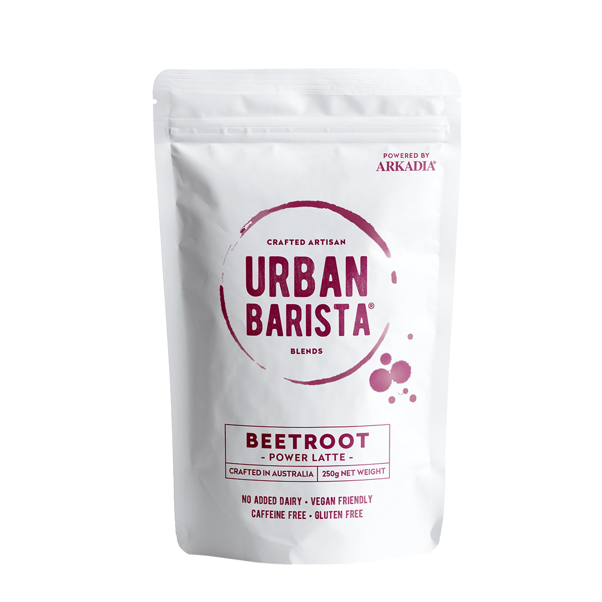 Urban Barista Beetroot Latte
