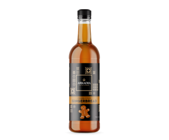 Premium Gingerbread Syrup