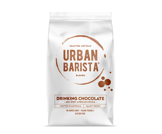 Urban Barista Drinking Chocolate 1kg