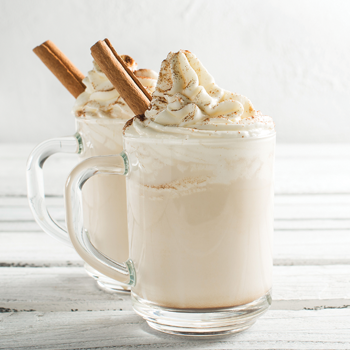 White Chocolate Gingerbread Frappe