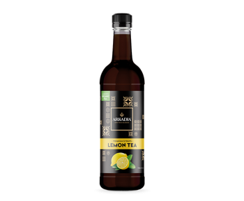 Premium Lemon Iced Tea Syrup