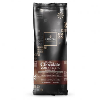 Arkadia Drinking Chocolate 20% Cocoa Blend No. 2 1kg