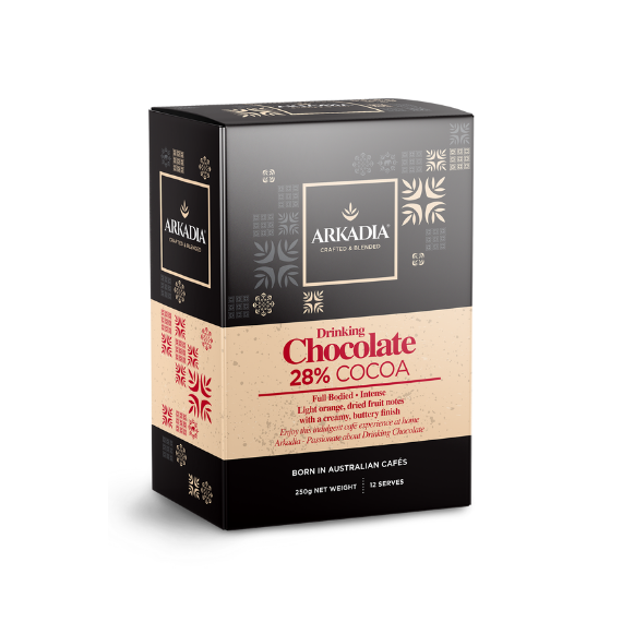 Drinking Chocolate 28% Cocoa 250g