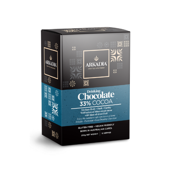 Drinking Chocolate 33% Cocoa 250g