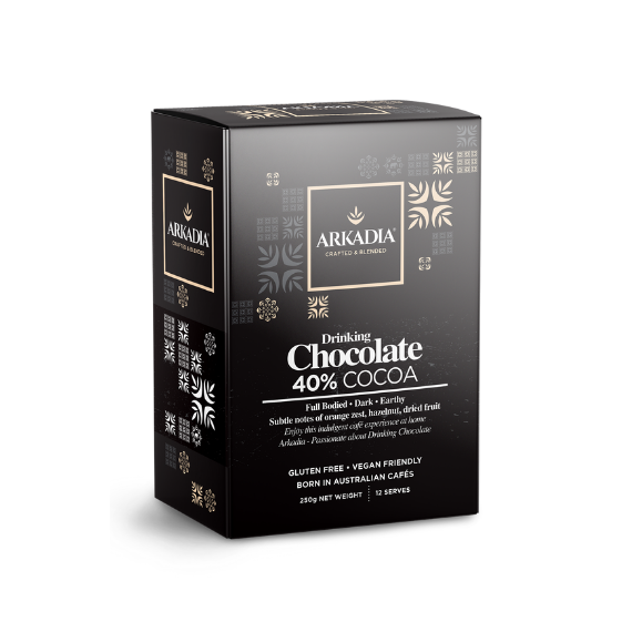 Drinking Chocolate 40% Cocoa 250g